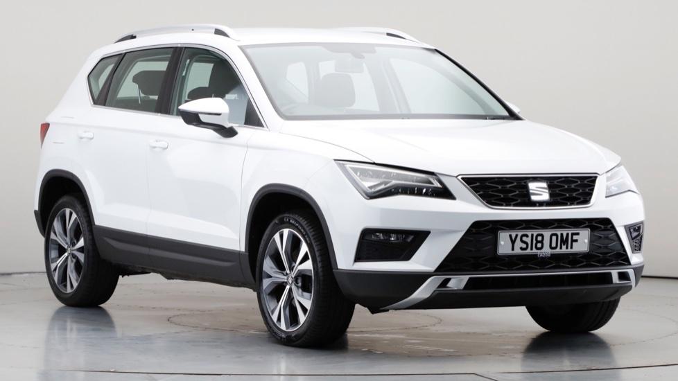 2018 Used Seat Ateca 1L SE Technology Ecomotive TSI