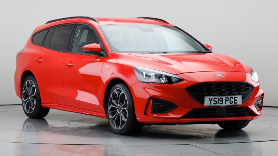 2019 Used Ford Focus 1L ST-Line X EcoBoost T