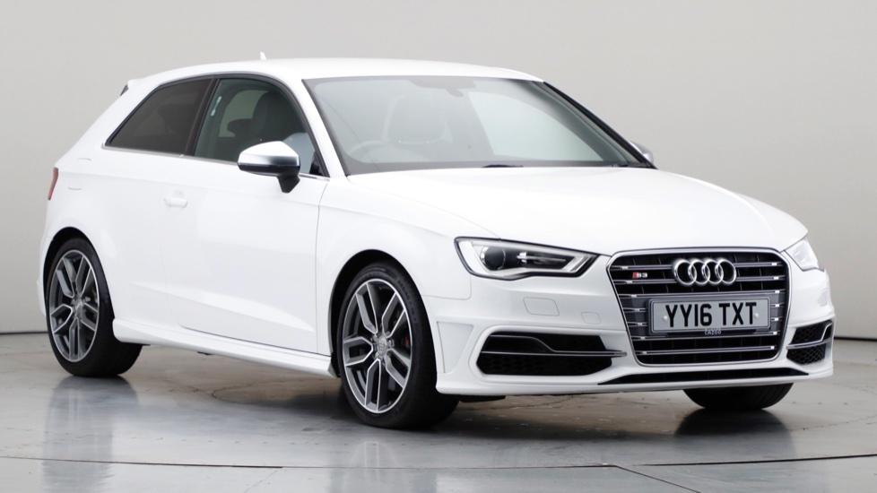 2016 Used Audi S3 2L TFSI