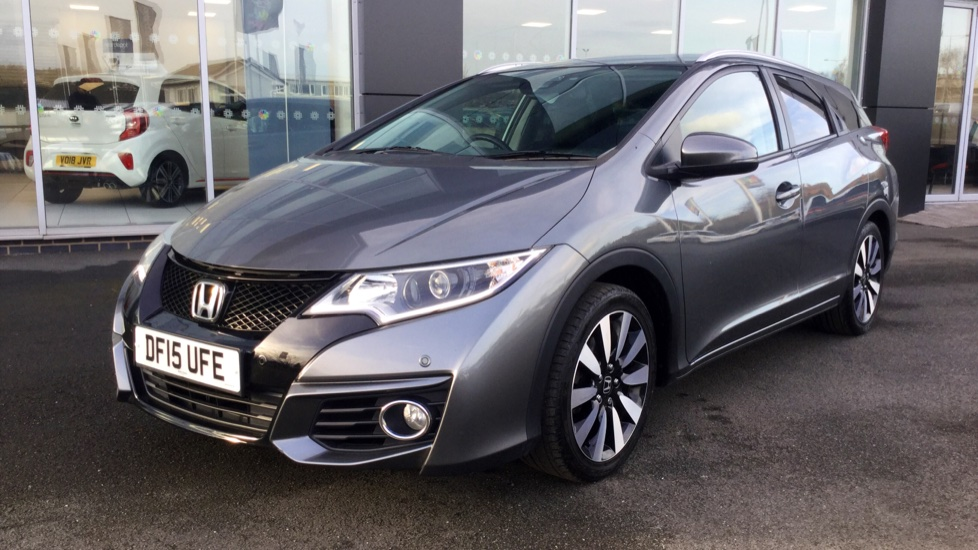 Honda Civic Tourer >> Honda Civic Tourer 1 6 I Dtec Sr Df15ufe