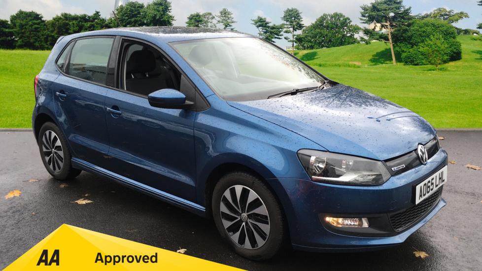 Volkswagen Polo 1.0 TSI BlueMotion 5dr Hatchback (2015) image