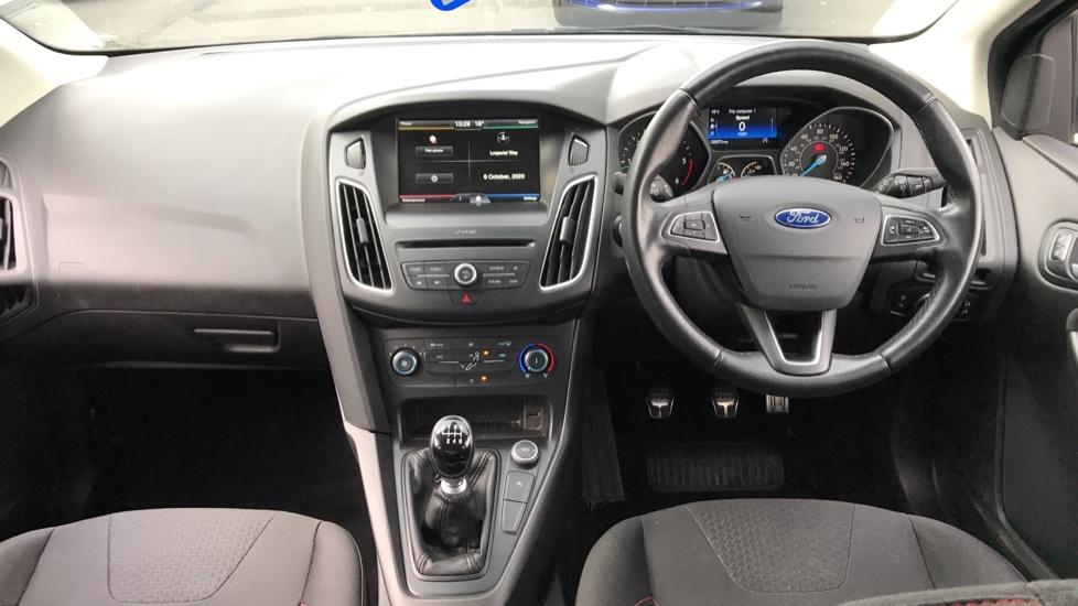 Ford Focus 1.5 TDCi 120 Zetec S 5dr image 11