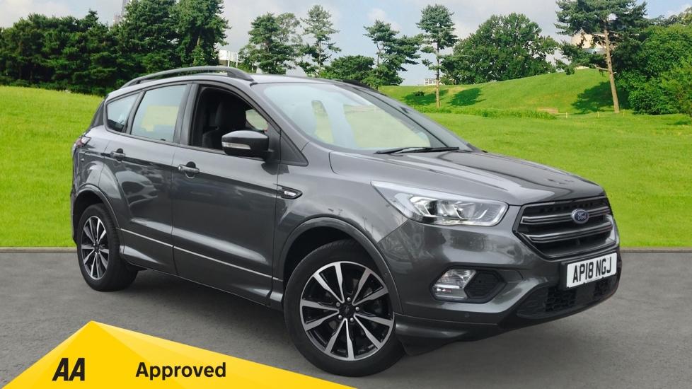 Ford Kuga 1.5 EcoBoost ST-Line 150ps 2WD 5 door Estate (2018)