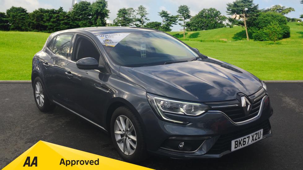 Renault Megane 1.2 TCE Expression+ 5dr Hatchback (2017) image