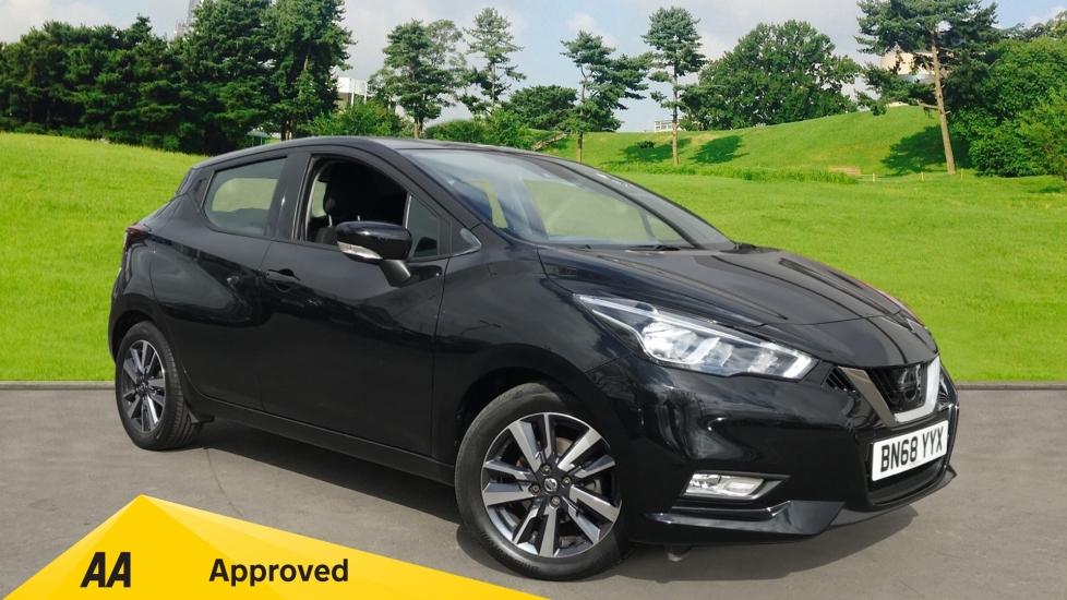 Nissan Micra 1.0 IG-T Acenta 5dr Hatchback (2018)