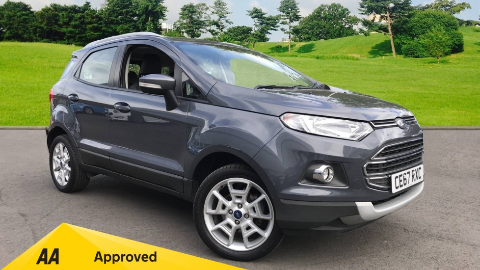 Ford EcoSport 1.0 Titanium Plus 5 door Hatchback (2017)