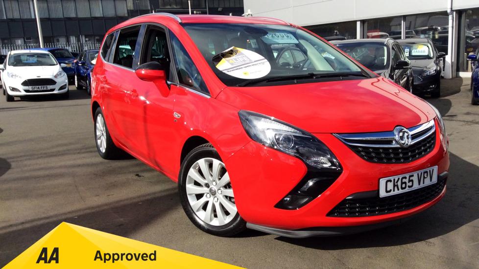 Vauxhall Zafira 2.0 CDTi [170] SE 5dr Diesel Automatic Estate (2015)