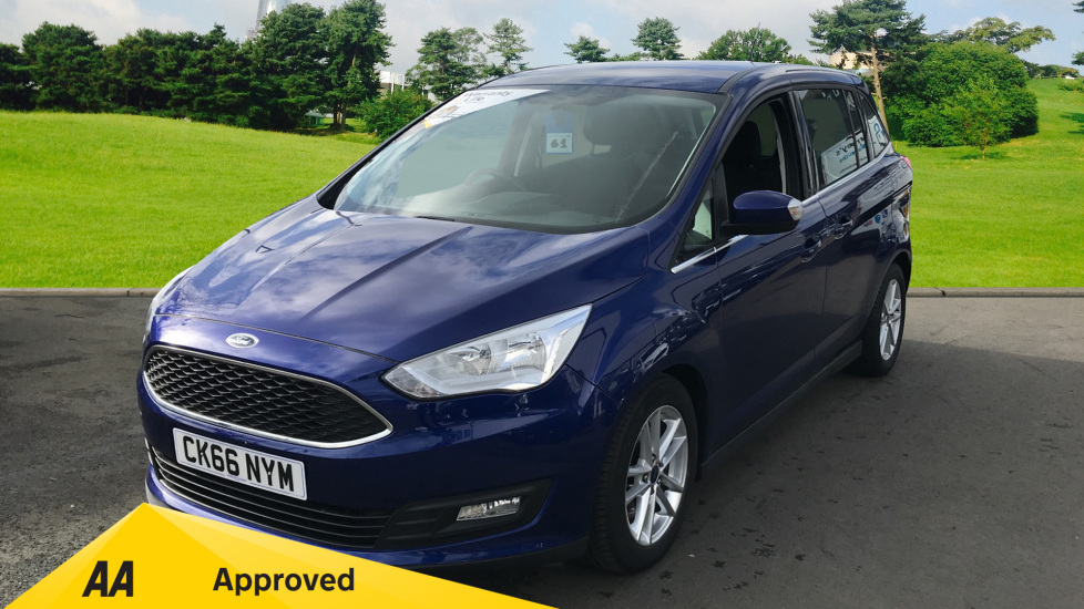 Ford Grand C-MAX 1.5 TDCi Zetec 5dr Euro 6 Diesel Estate (2016)