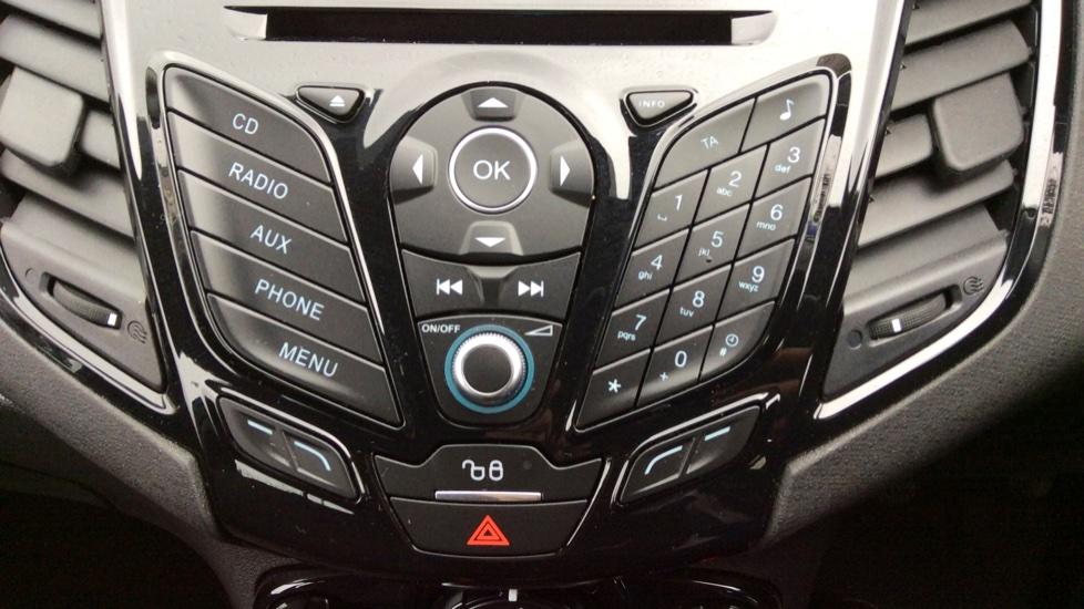 Ford Fiesta 1 5 TDCi Zetec ECOnetic 5dr Diesel Hatchback (2016) at Ford  Croydon