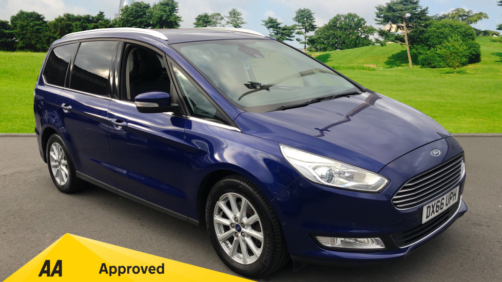 Ford Galaxy 2.0 TDCi 180 Titanium X 5dr Diesel Estate (2016)
