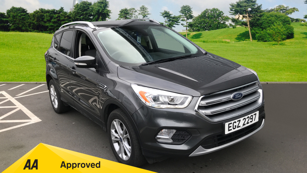 Ford Kuga 2.0 TDCi Titanium 2WD Diesel 5 door Estate (2016)