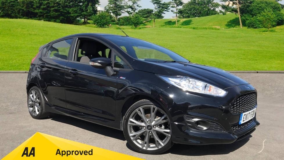 Ford Fiesta 1.0 EcoBoost 140ps ST-Line 5dr Hatchback (2017)