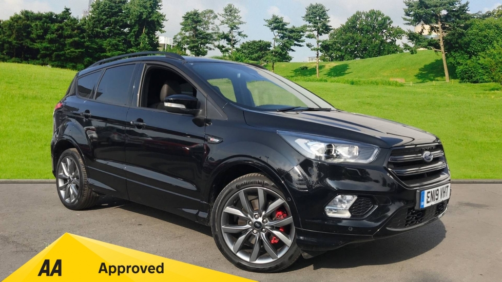 Ford Kuga 2.0 TDCi 180ps AWD ST-Line Edition Diesel Automatic 5 door Estate (2019) image