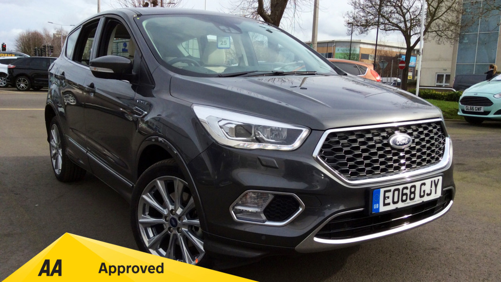 Ford Edge 2.0 TDCi 180 Vignale Diesel Automatic 5 door Estate (2018) image