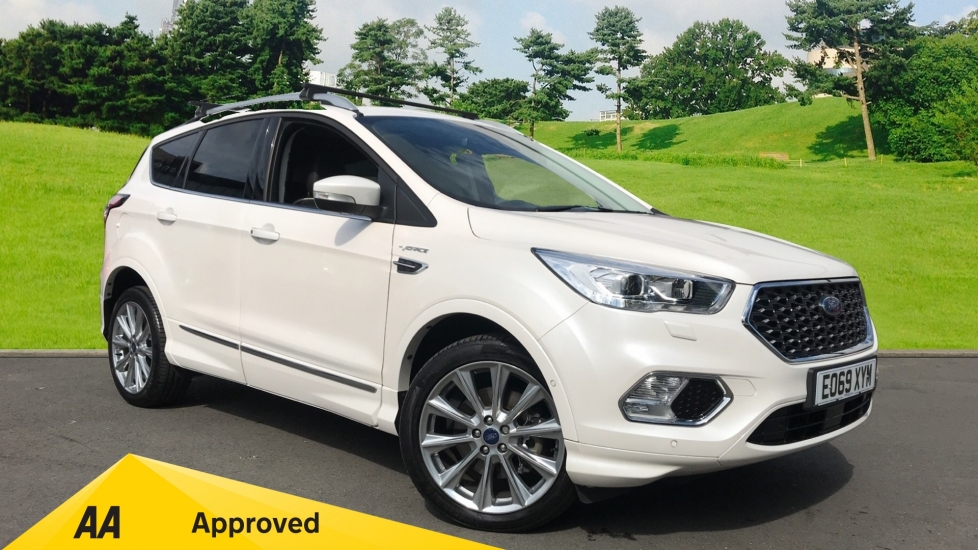 Ford New Kuga 2.0 TDCi 180ps AWD  Diesel Automatic 5 door Estate (2019) image