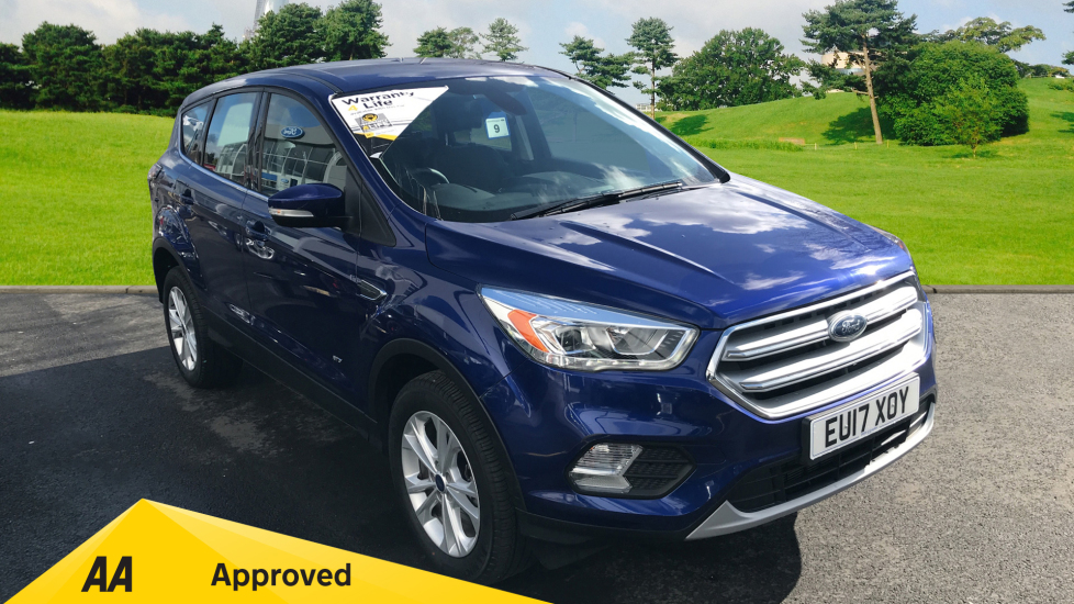Ford Kuga 1.5 EcoBoost 182ps Titanium Automatic 5 door Estate (2017)