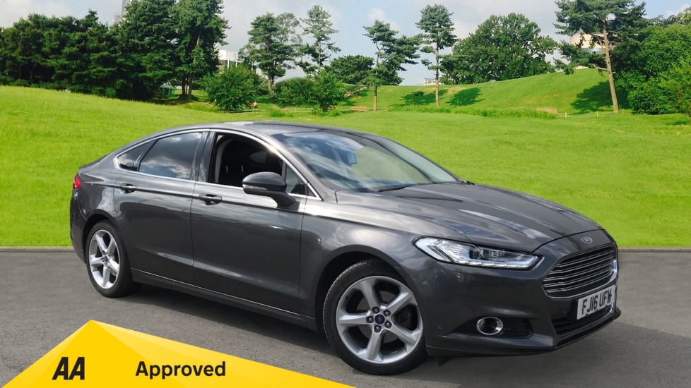 Ford Mondeo 2.0 TDCi 180ps Titanium Powershift, Leather Upholstery, Xenon Headlamps Diesel Automatic 5 door Hatchback (2016)