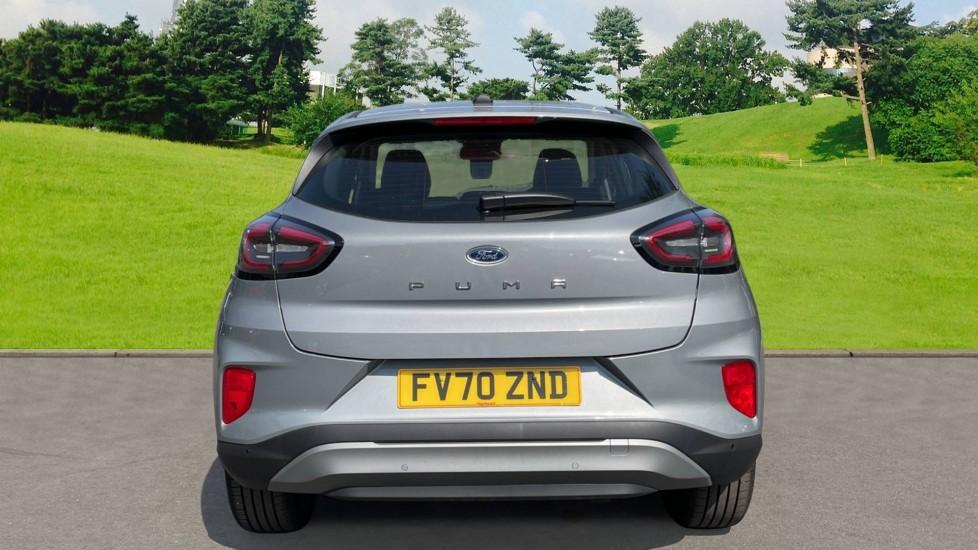 Ford Puma 1.0 EcoBoost Titanium Sat Nav, Parking Sensors, image 6