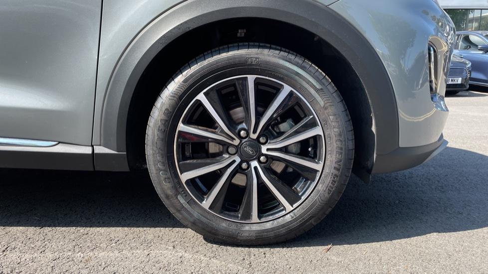 Ford Puma 1.0 EcoBoost Titanium Sat Nav, Parking Sensors, image 8