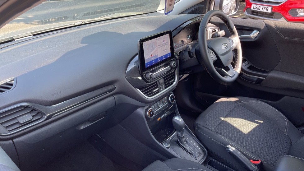 Ford Puma 1.0 EcoBoost Titanium Sat Nav, Parking Sensors, image 13