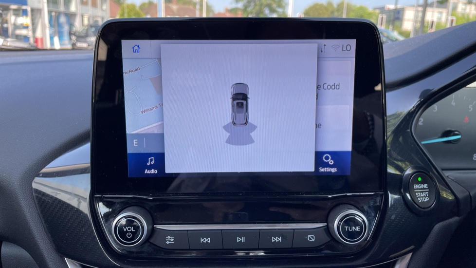 Ford Puma 1.0 EcoBoost Titanium Sat Nav, Parking Sensors, image 21