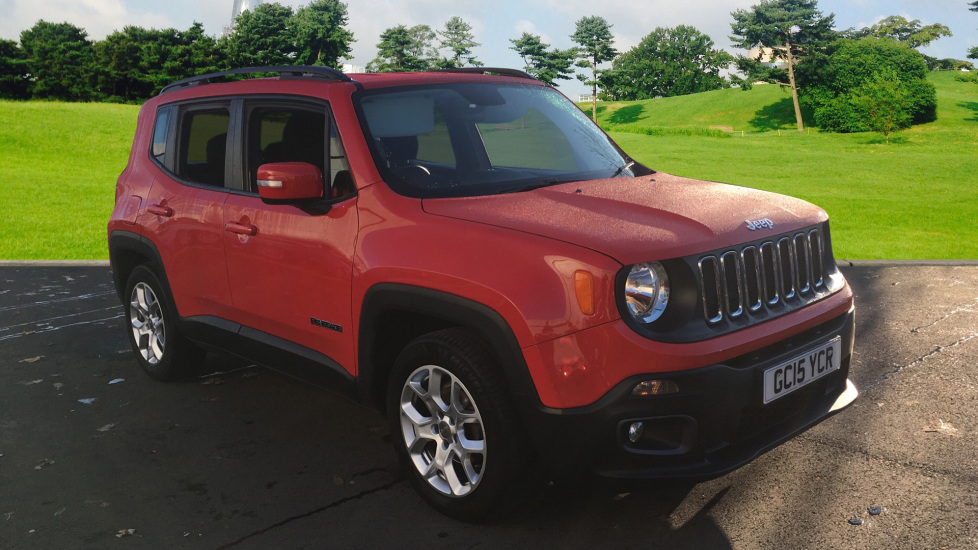 Jeep Renegade 1.4 Multiair Longitude 5dr Hatchback (2015) image