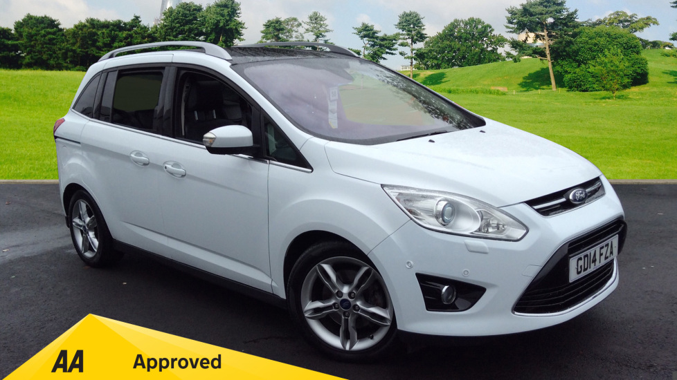Ford Grand C-MAX 2.0 TDCi 163 Titanium X 5dr Powershift Diesel Automatic Estate (2014) image