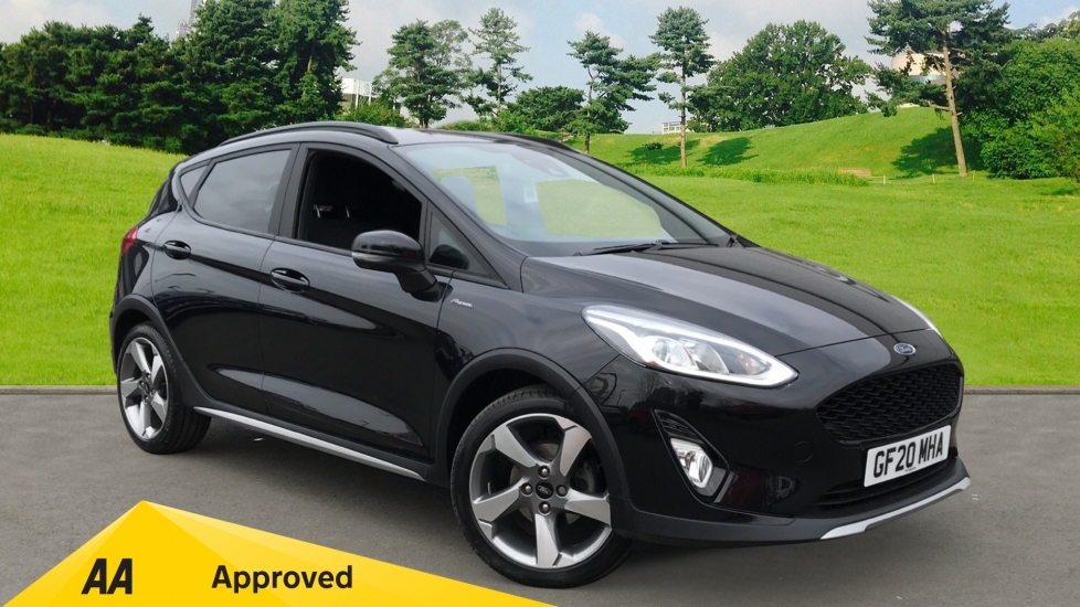 Ford Fiesta 1.0 EcoBoost 95PS Active Edition 5dr Hatchback (2020)