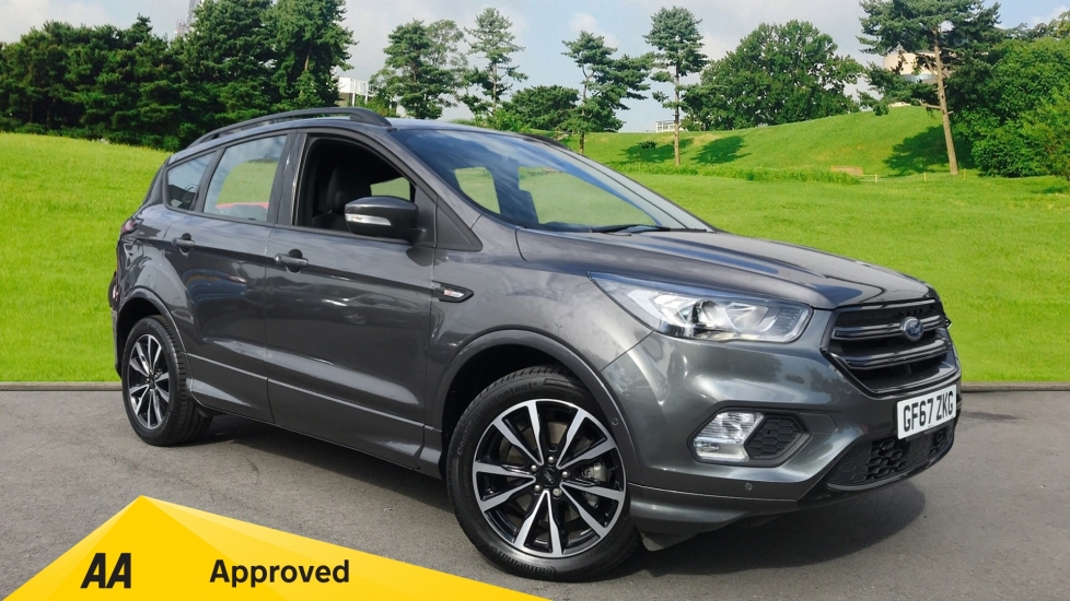Ford Kuga 1.5 TDCi ST-Line 2WD Diesel Automatic 5 door Estate (2017) image