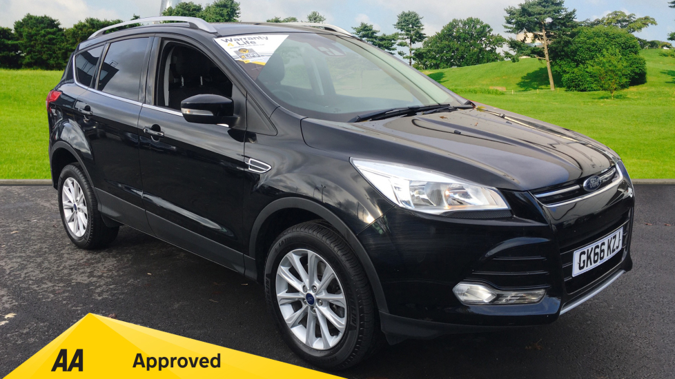 Ford Kuga 2.0 TDCi 180 Titanium Powershift Diesel Automatic 5 door Estate (2016) image