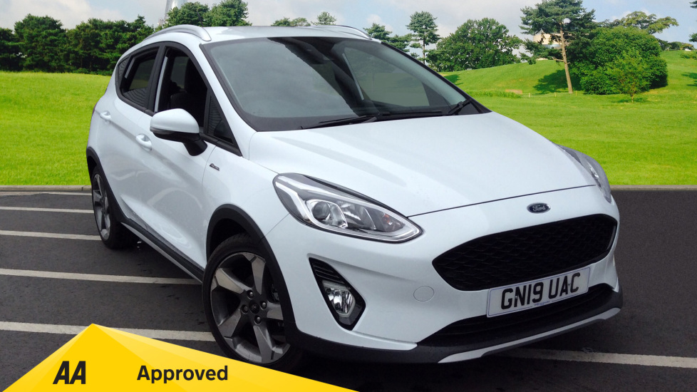 Ford Fiesta 1.0 EcoBoost 125 Active 1 5dr Hatchback (2019) at Ford Croydon thumbnail image
