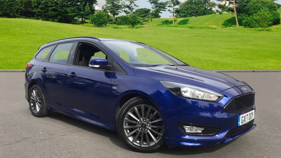 Ford Focus 1.5 150PS EcoBoost ST-Line 5dr Automatic Estate (2017)