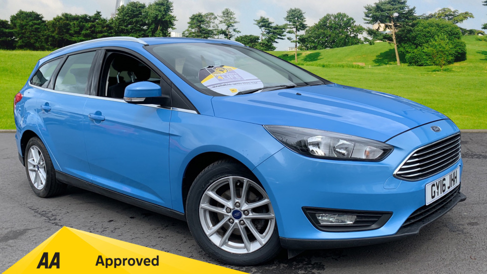 Ford Focus 1.5 TDCi 120 Zetec 5dr Powershift Diesel Automatic Estate (2016)