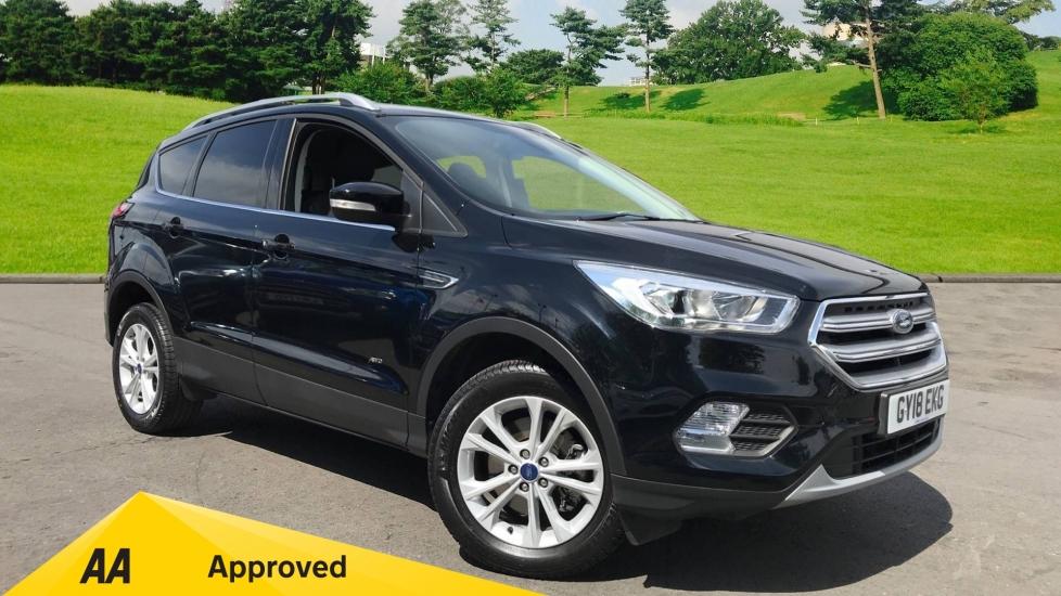 Ford Kuga 1.5 EcoBoost 182ps Titanium AWD Automatic 5 door MPV (2018)