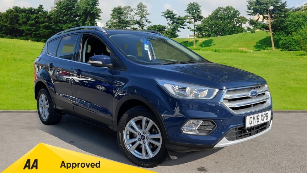 Ford Kuga 1.5 TDCi Zetec 2WD, Sat Nav, Bluetooth, Diesel 5 door Estate (2018)