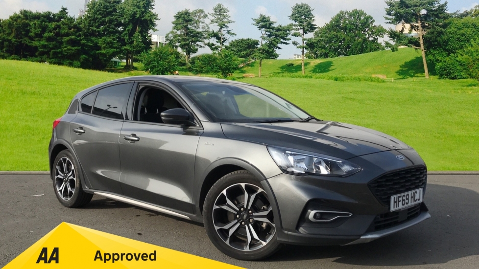 Ford Focus 1.0 EcoBoost 125ps Active X 5dr Automatic Hatchback (2019) image