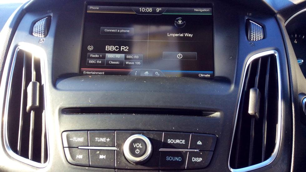 Car Dealership With Tv Windows