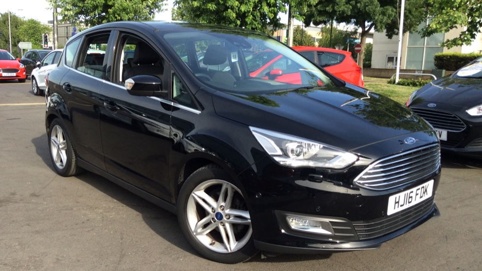 Ford C-MAX 1.5 TDCi Titanium X 5dr Powershift Diesel Automatic Estate (2016) available from Preston Motor Park Fiat and Volvo thumbnail image