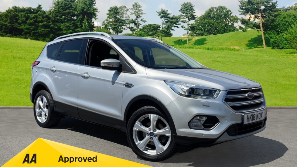 Ford Kuga 1.5 EcoBoost 150ps Titanium X 2WD, Panoramic Glass Sunroof, Full Leather 5 door Estate (2018)