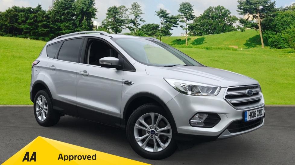 Ford Kuga 1.5 TDCi Titanium 2WD, Touchscreen Display, SATNAV Diesel 5 door Estate (2018)