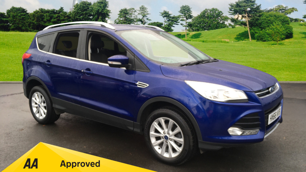 Ford Kuga 1.5 EcoBoost Titanium 2WD 5 door Estate (2016) image