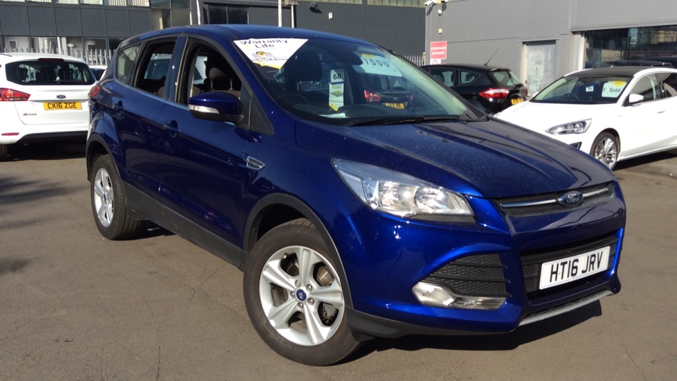 Ford Kuga 1.5 EcoBoost Zetec 2WD 5 door Estate (2016) image