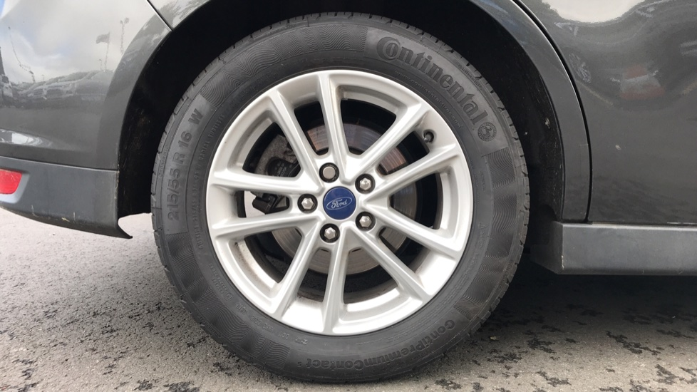 Ford Grand C-MAX 1.0 EcoBoost 125ps Zetec 5dr image 8