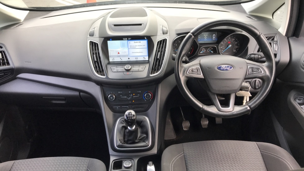 Ford Grand C-MAX 1.0 EcoBoost 125ps Zetec 5dr image 11