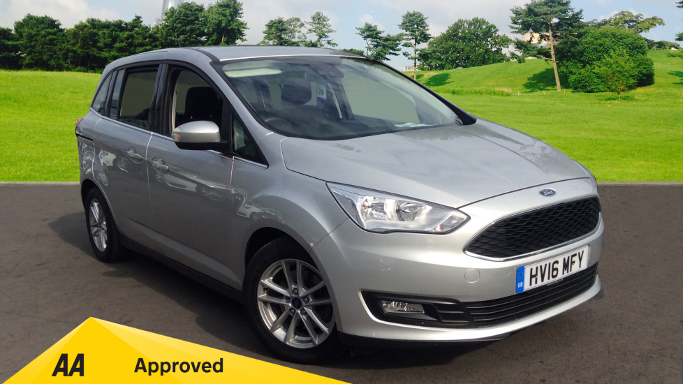 Ford Grand C-MAX 1.5 TDCi Zetec 5dr Diesel Estate (2016) image