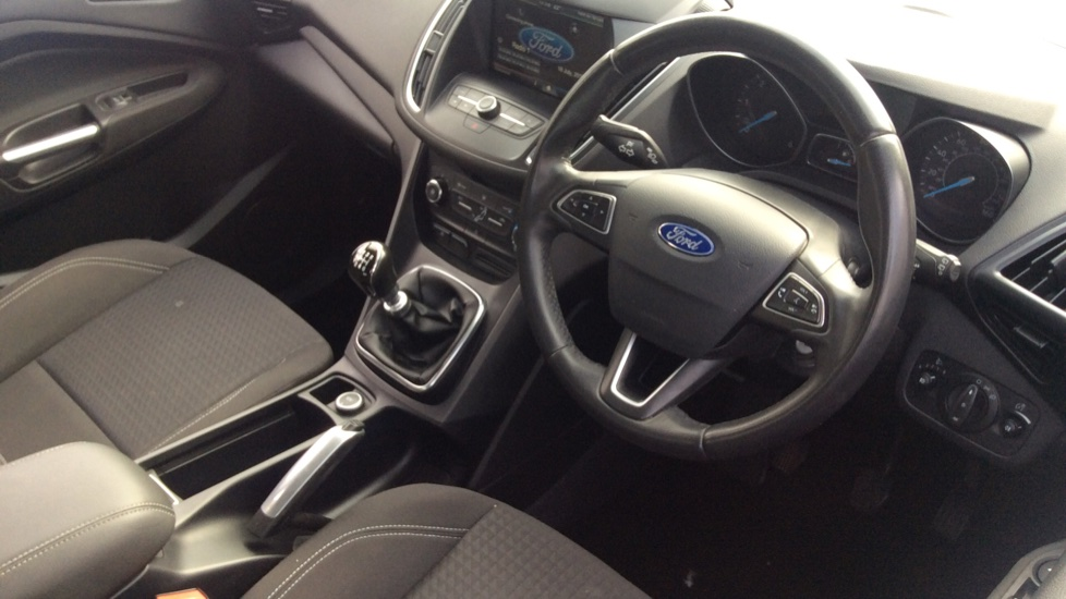 Ford Grand C-MAX 1.5 TDCi Zetec 5dr image 12