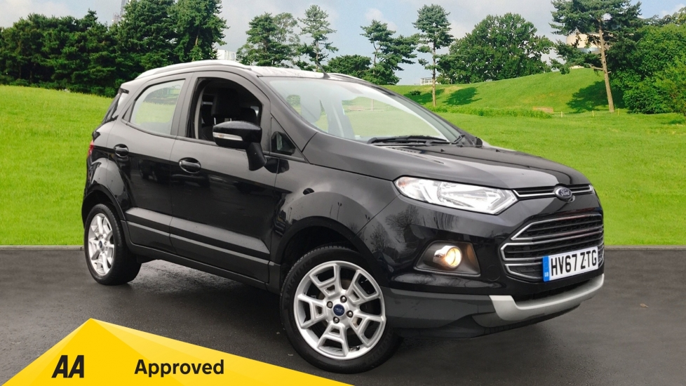 Ford EcoSport 1.5 Titanium 5dr Powershift [17in] image 1