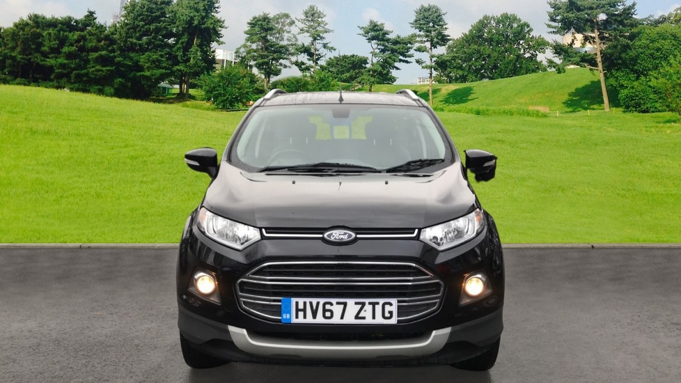 Ford EcoSport 1.5 Titanium 5dr Powershift [17in] image 2