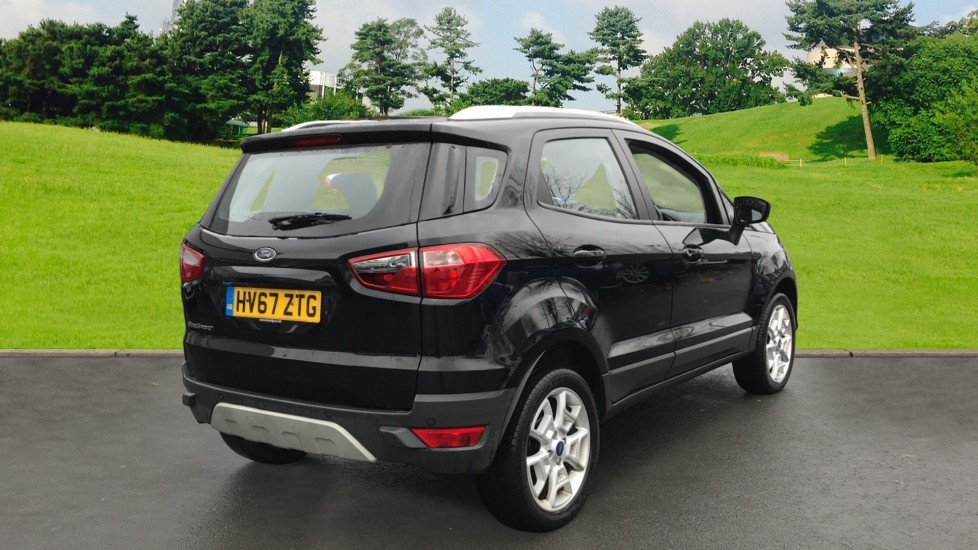 Ford EcoSport 1.5 Titanium 5dr Powershift [17in] image 5