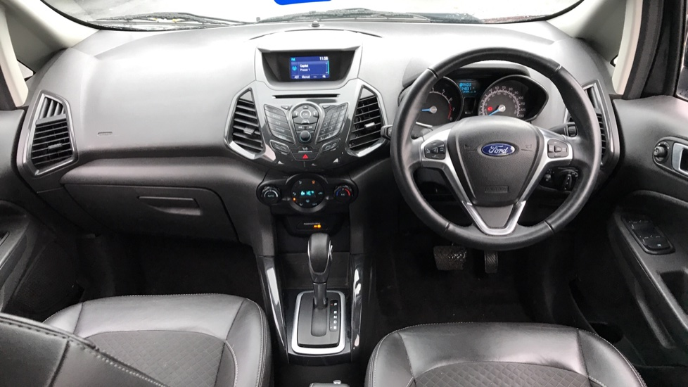 Ford EcoSport 1.5 Titanium 5dr Powershift [17in] image 11